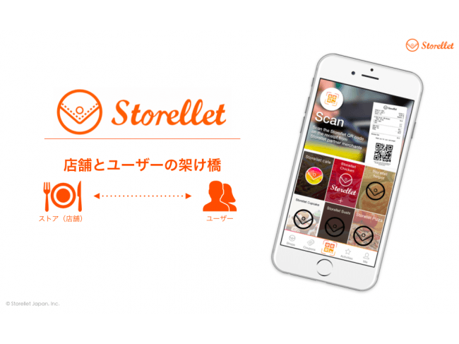 Storellet Japan